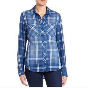 Cloth & Stone 'Brecken' Plaid Button Down Shirt
